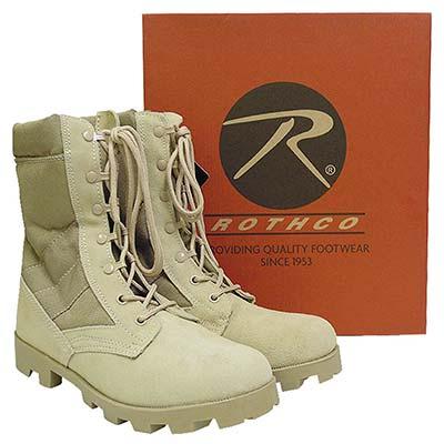 ROTHCO DESERT TAN SPEEDLACE BOOT【ロスコ デザート タン スピードレース ブーツ