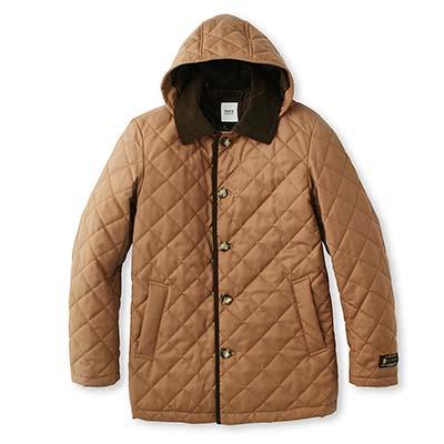 1,キルティングジャケットについて