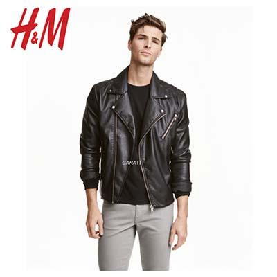 3.H&Mでメンズファッションコーディネート