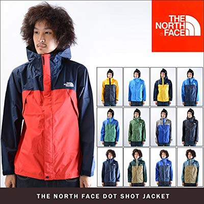 (ノースフェイス) THE NORTH FACE DOT SHOT JACKET