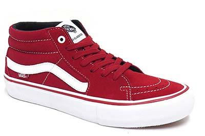 ・「バンズ」の赤色スニーカー商品一覧を見る
