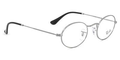 【レイバン国内正規品販売認定店】RX3547V 2502 48サイズ Ray-Ban (レイバン) メガネフレーム 丸メガネ