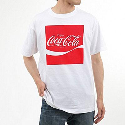 コカ・コーラ(Coca-Cola) 1970S ロゴTシャツ