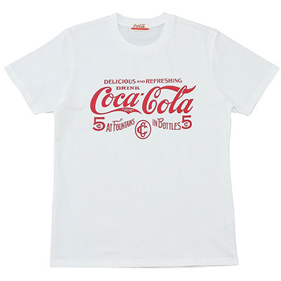 コカ・コーラ(Coca-Cola) Tシャツ