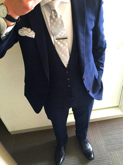 a411e289aaba0 30代男性必見 結婚式の二次会でおすすめの服装&アイテムご紹介!