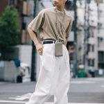 【2016夏注目】タックインコーディネートでおしゃれ男子に!