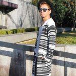 【メンズ】ロングカーディガンを使った大人の着こなしコーデ特集。