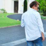 白シャツが大人っぽい!~春メンズコーディネート~
