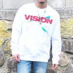 【2017秋メンズファッション】ロゴプリントトレーナーに注目!