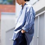 【メンズ】オーバーサイズシャツ・ビッグシャツを使った着こなしコーデ特集